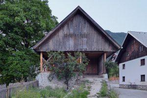 Sanierung einer alpinen Scheune