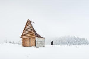 Chapelle de montagne de Kendlbruck